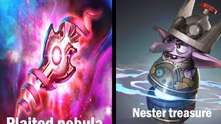 Abriendo Cofres: Treasure of the Plaited Nebula/Nested Treasure II | DotA 2
