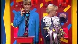 Hape Kerkeling - Mitropa Gewinnspiel Das ganze Leben ist ein Quiz 1991