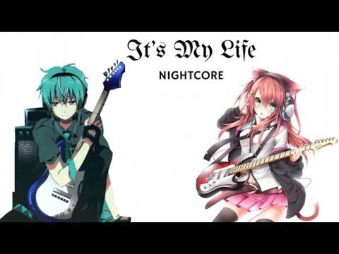 IT'S MY LIFE MASHUP (ROCK & TECHNO) | Nightcore