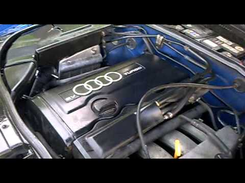 audi a4 b5 1 8 turbo problem youtube. Black Bedroom Furniture Sets. Home Design Ideas