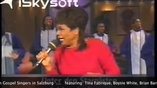 Harlem Gospel Singers featuring Tina Fabrique in Austria (full clip)