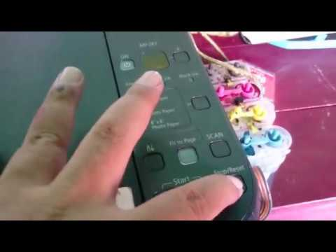 Canon Mp 287 Error E08 Using Resetter V3400 An Easy Way To Fix