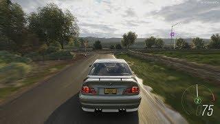 Forza Horizon 4 - 2002 BMW M3-GTR Gameplay [4K]