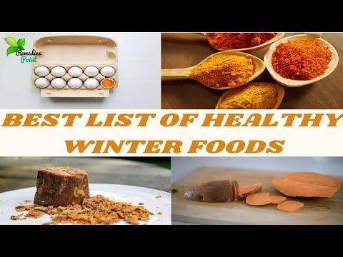 Healthy Winter Season Foods   Best Foods To Eat During Winter   Healthy Food To Eat In Cold Weather