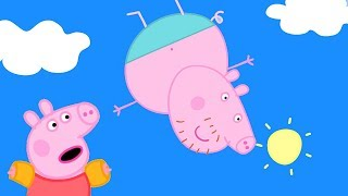 Peppa Pig Official Channel | Daddy Pig is an Expert at Diving