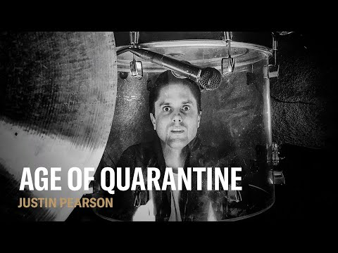Age of Quarantine: The Locust and Dead Cross' Justin Pearson
