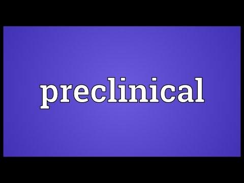 Header of preclinical