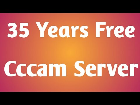 35 Years Free Cccam Server 2019 Free Cline For 35 Years By Ps Cccam