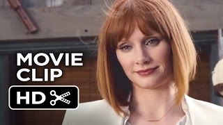 Jurassic World Movie CLIP - Alive (2015) - Chris Pratt, Bryce Dallas Howard Movie HD