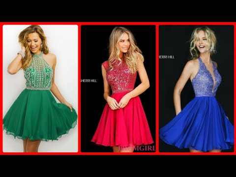 latest-girl's-short-homecoming-and-prom-dresses-styles/evening-outfits