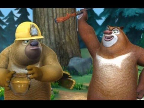 Медведи-соседи 🐻 | 1 сезон 25 серия | Властелин каски | Мультики детям