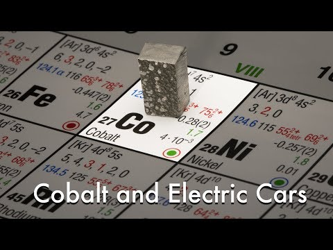 Cobalt And EVs: What You Need To Know