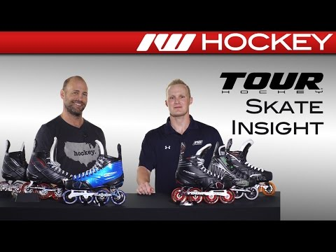 Tour Roller Hockey Skate Line Insight