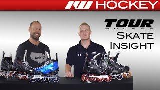 Tour Roller Hockey Skate Line Insight