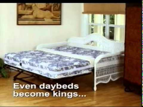 Twin Daybed Converts To King   Droughtrelief.org