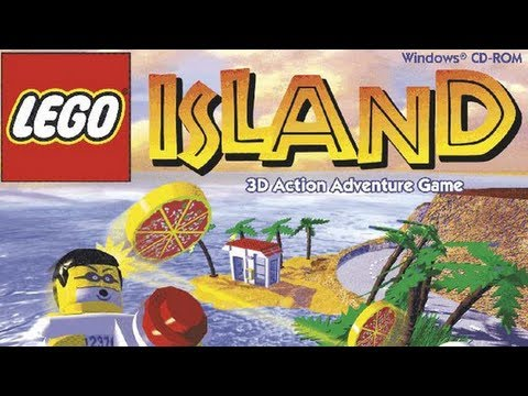 First 30 Minutes: Lego Island [PC] - YouTube