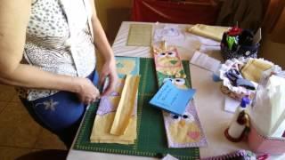 Porta papel higiênico Coruja para 2 ou 3 rolos