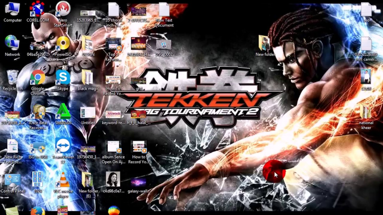 How to Download Tekken tag Tournament 2 for pc free 2017