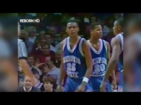 Penny Hardaway Ultimate Memphis State Highlights Montage 1991 1993   Phenomenal Plays! RARE!