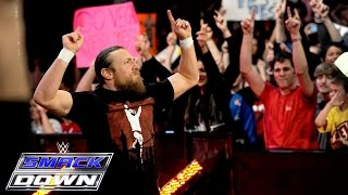 Daniel Bryan sets his sights on the Intercontinental Championship: SmackDown, March 12, 2015