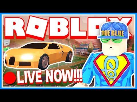 🔴 Roblox Live Stream | Jail Break, Phantom Forces, Shark Bite, MM2, Flood Escape & MORE Join Me!