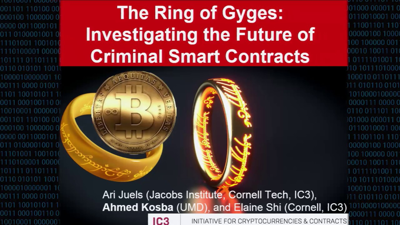 a review of the story of the ring of gyges