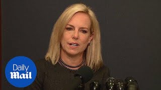 Kristjen Nielsen questioned on Russian election interference - Daily Mail