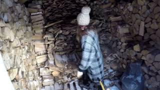 дрова / обзор газового котла