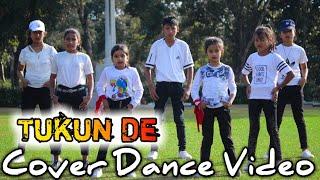 Tukun de Tukun de Dance Cover Video || Kids & Junior Rhino Crew Presents || Debojit Borah ||