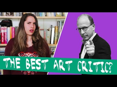 Jerry Saltz, America's Most Famous Art Critic