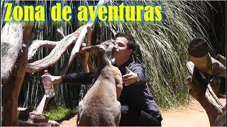Zona de Aventuras en African Safari Puebla