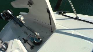 Cruising in the SeaRay 310 with Canadian Yachting at the 2015 Miami Boat Show