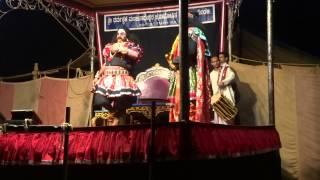 Yakshagana -Tenkutittu-Dharmasthala Mela