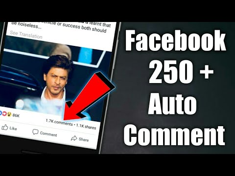 Image result for auto comment  facebook