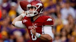 Top 10 Passing Quarterbacks of College Football 2012 (Preview)