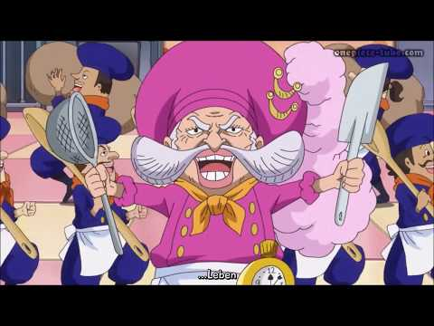 One Piece Song Bake The Cake Ger Sub