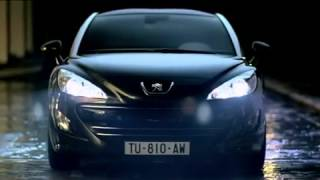 RCZ   It Chooses You  TV commercial