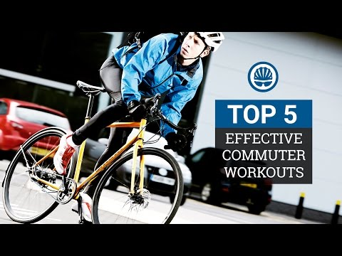 Top 5 - Effective Cycle Commuter Workouts