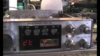 Kenwood TS-450S Repairs for Bruce in QLD (RX Demo) - Razor