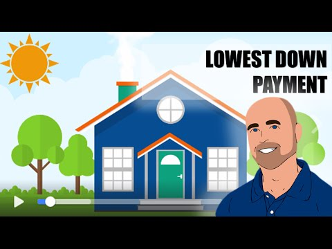 Lowest Down Payment for a Home Loan Bay Area Pleasant Hill CA