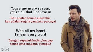 Beautiful In White - Shane Filan (Lyrics video dan terjemahan) MP3