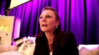 Katrin Sundberg om att föreläsa för 4good!