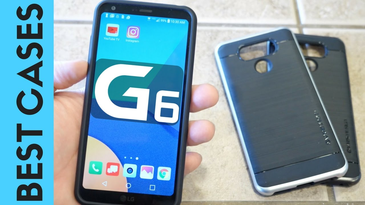 The Best LG G6 Cases from VRS Design! - YouTube 2e11281568db2