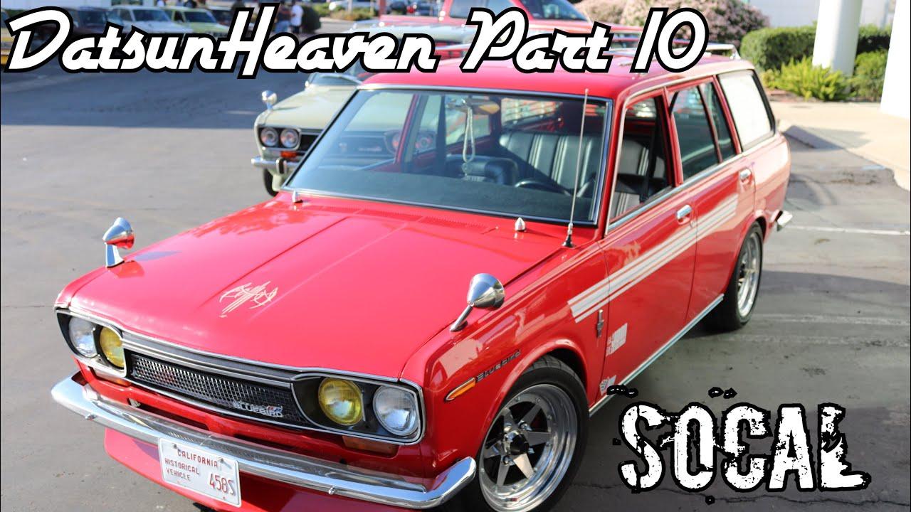 Datsun `thetanto` 510 235hp Rebello Troy Ermish built by