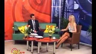 Δρ Παπανικολάου - Πρώτη Συνέντευξη στο TV Εγνατία