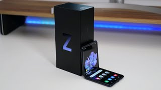 Samsung Galaxy Z Flip - Unboxing, Setup and Review