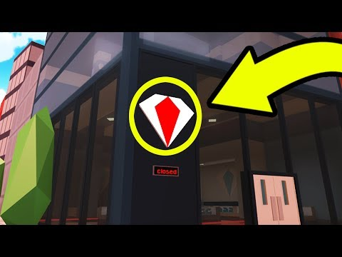 THE PROBLEM WITH THE JEWELRY STORE IN JAILBREAK! | Roblox (New Update)