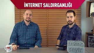 İnternetin Çirkin Yüzü Siber Zorbalık ve Saldırganlık