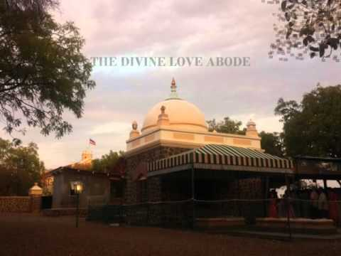 THE TOMB SHRINE OF AVATAR MEHER BABA
