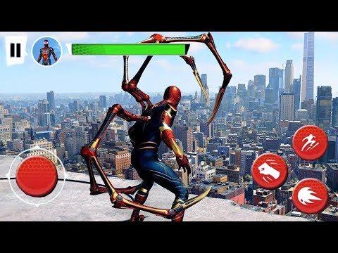 Топ 5 Игр Про Человека Паука На Android